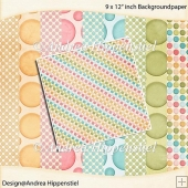 Pastel Background Paper