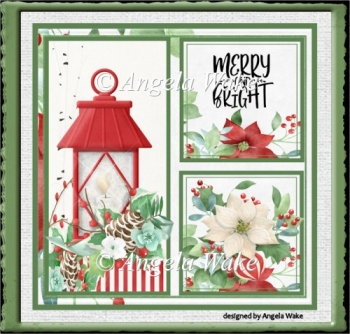 Lantern merry and bright