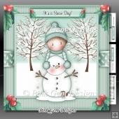 Winter Wonderland Andy Mini Kit