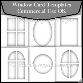 Window Card Template Commerical Use OK