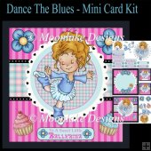 Dance The Blues - Mini Card Kit
