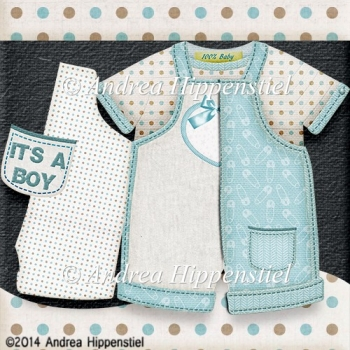 New Baby Romper Boy set 3