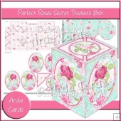 Perfect Roses Secret Treasure Box