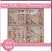 Floral Mother's Day Neverending Card