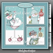 Let It snow Chilly Mini Kit