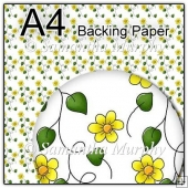 ref1_bp142 - White & Yellow Flowers