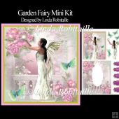 Garden Fairy Mini Kit