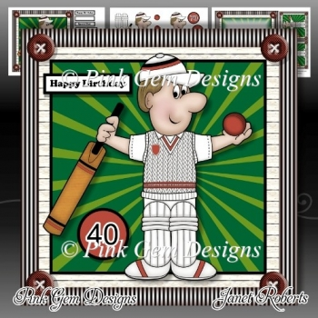 Cricket Dave Mini Kit