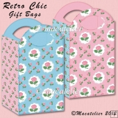 Gift Bags: Retro Chic
