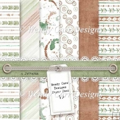 WENDY CARR DESIGNS PAPER PACK 15