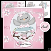 Owl Ballerina Mini Kit