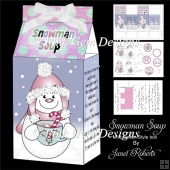 Snowman Soup Treat box
