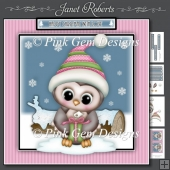 Happy Christmas with Love Mini Kit