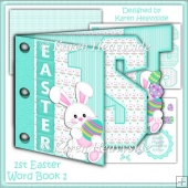 1st Easter Word Book 1