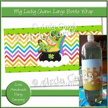My Lucky Charm Large Bottle Wrap