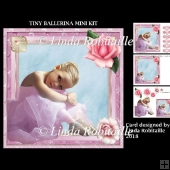 Tiny Ballerina Mini Kit