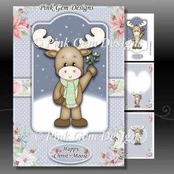 Happy Christ Moose A5 mini Kit