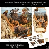The Night Of Dreams Mini Kit