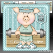 Piggin' Exercise Mini Kit