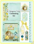 A Glimpse of May Cardmaking Kit
