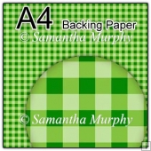 ref1_bp464 - Green Checks, Gingham & Tartan