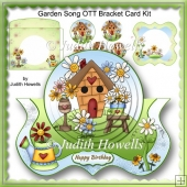 Garden Song OTT Bracket Card Kit