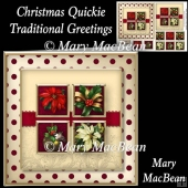 Christmas Quickie - Traditional Greetings