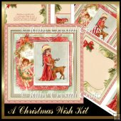 A Christmas Wish Mini Kit