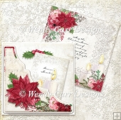 CORNER CARD CHRISTMAS BEAUTY