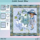 Little Sweet Blue Mini Kit
