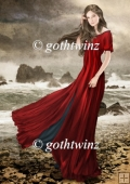 Lady Guinevere A4 (red)