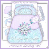 Promisetoo Handbag Card