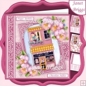 SWEET SHOP 7.5 Decoupage & Insert Mini Kit