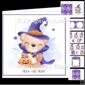 Little Kitty Halloween Mini Kit 2