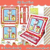 Elf Easel Card