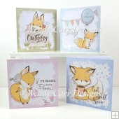 LITTLE FOX QUICK CARDS