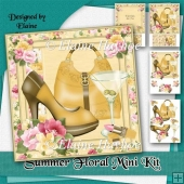 Summer Floral Mini Kit