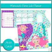 Mermaid's Purse Life Planner
