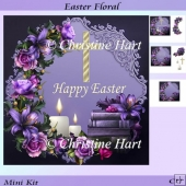 Easter Floral Mini Kit