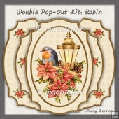 Double Pop-Out Kit: Robin