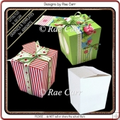 AA 001 Take Out Bucket Box *Multiple MACHINE Formats*