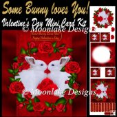 Some Bunny Loves You Mini Valentine's Day / Anniversary Kit