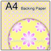 ref1_bp402 - Pink & Yellow Flowers