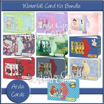 Waterfall Card Kit Bundle