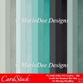 Modern Hues Pkg5 Digital Cardstock Scrapbooking Papers