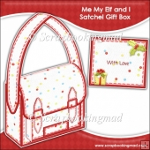 Me My Elf and I Satchel Gift Box