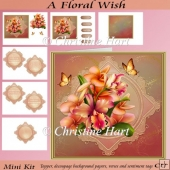 A Floral Wish Mini Kit