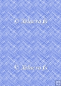 Weave/Brush Pattern Blue