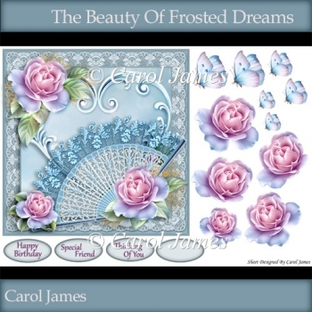 The Beauty Of Frosted Dreams