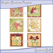 Angelic Christmas Toppers
